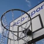 Basketballanlage